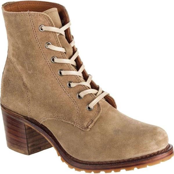 フライ Frye レディース ブーツ シューズ・靴 Sabrina 6G Lace Up Boot Beige fermart3-store 03