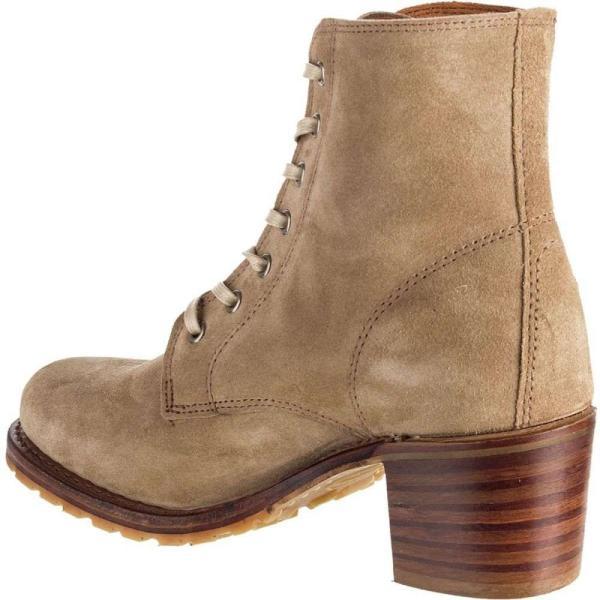 フライ Frye レディース ブーツ シューズ・靴 Sabrina 6G Lace Up Boot Beige fermart3-store 04