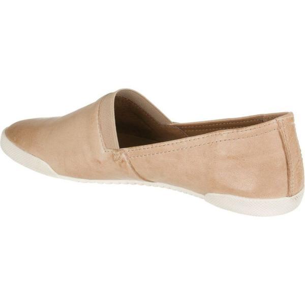 フライ Frye レディース スリッポン・フラット シューズ・靴 Melanie Slip On Shoe Cream|fermart3-store|02