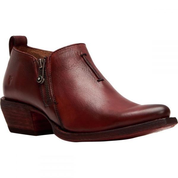 フライ Frye レディース ブーツ シューズ・靴 Sacha Moto Shootie Boot Red Clay fermart3-store 02