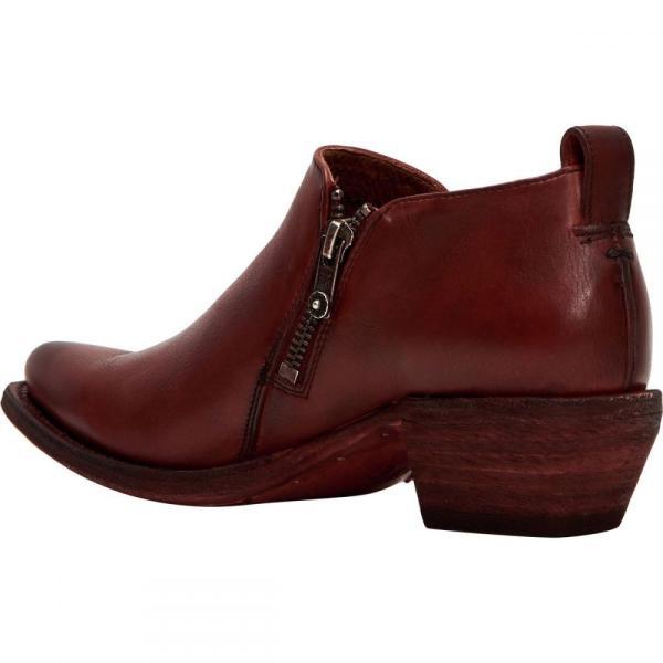 フライ Frye レディース ブーツ シューズ・靴 Sacha Moto Shootie Boot Red Clay fermart3-store 03