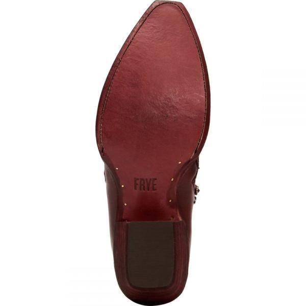 フライ Frye レディース ブーツ シューズ・靴 Sacha Moto Shootie Boot Red Clay fermart3-store 04
