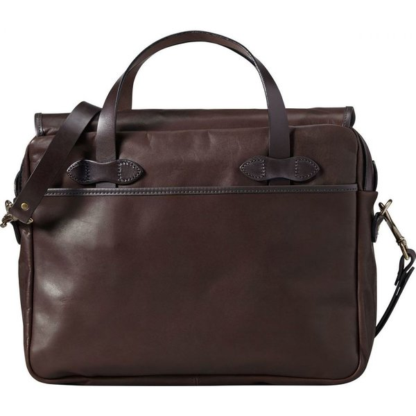 フィルソン レディース バッグ Weatherproof Original Briefcase Sierra Brown