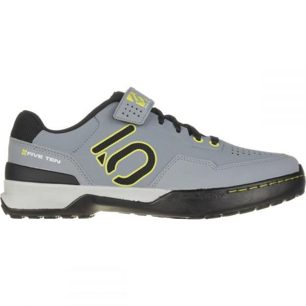 ファイブテン Five Ten メンズ シューズ・靴 自転車 Kestrel Lace - Up Cycling Shoes Onix/Yellow|fermart3-store