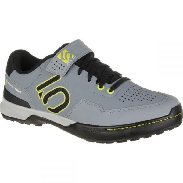 ファイブテン Five Ten メンズ シューズ・靴 自転車 Kestrel Lace - Up Cycling Shoes Onix/Yellow|fermart3-store|02
