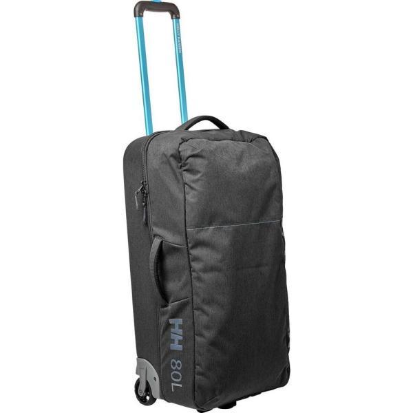 ヘリーハンセン Helly Hansen レディース スーツケース・キャリーバッグ バッグ Expedition Trolley 2.0 80L Rolling Bag Ebony