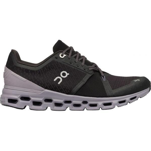 オン ON Running レディース ランニング・ウォーキング シューズ・靴 Cloudstratus Running Shoe Black/Lilac