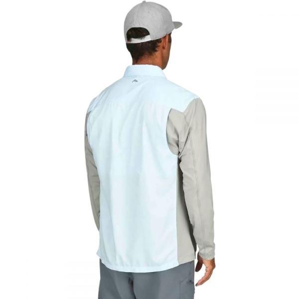 シムズ Simms メンズ トップス 釣り・フィッシング TriComp Cool Long - Sleeve Shirts Mist
