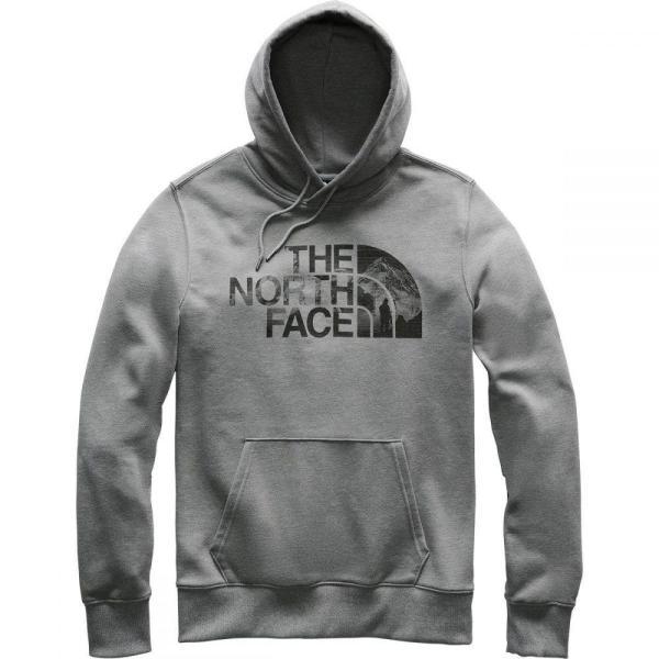 ザ ノースフェイス The North Face メンズ パーカー トップス bearinda pullover hoodie Tnf Medium Grey Heather|fermart3-store