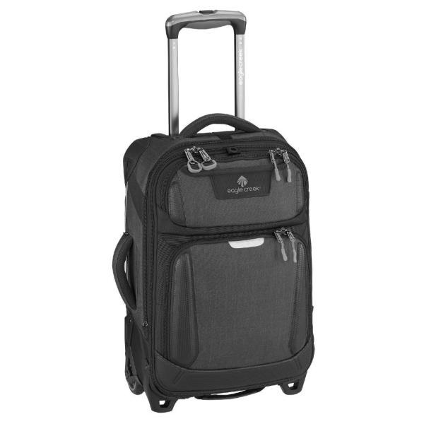 エーグルクリーク Eagle Creek ユニセックス スーツケース・キャリーバッグ バッグ Tarmac International Carry-on Wheeled Luggage BLACK