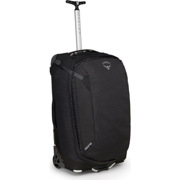 オスプレー OSPREY ユニセックス スーツケース・キャリーバッグ バッグ 75L/26 in. Ozone Wheeled Travel Bag BLACK