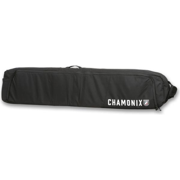 シャモニー Chamonix メンズ スキー・スノーボード スーツケース・キャリーバッグ Mont Blanc Wheelie Roller Snowboard Bag Black