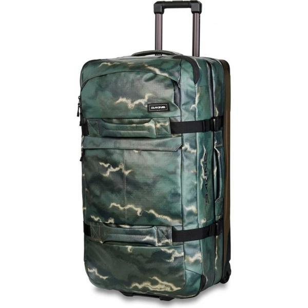 ダカイン Dakine ユニセックス スーツケース・キャリーバッグ バッグ Split Roller 85L Travel Bag Olive Ashcroft Coated