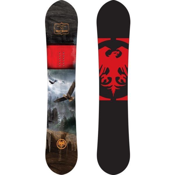 ネバーサマー Never Summer メンズ スキー・スノーボード ボード・板 west bound snowboard 2021