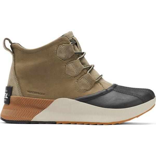 ソレル Sorel レディース ブーツ シューズ・靴 Out N' About III Classic Boots Sage/Black