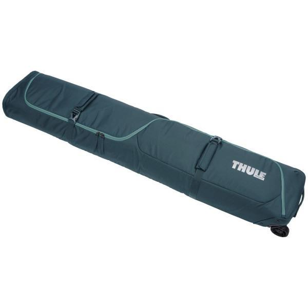 スーリー Thule ユニセックス スキー・スノーボード スーツケース・キャリーバッグ Roundtrip Skip Roller Bag Dark Slate