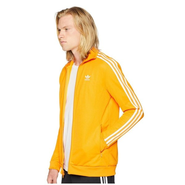 【残り1点!】【サイズ:XL】アディダス adidas Originals メンズ アウター ジャージ Franz Beckenbauer Track Top Bright Orange|fermart3-store|02