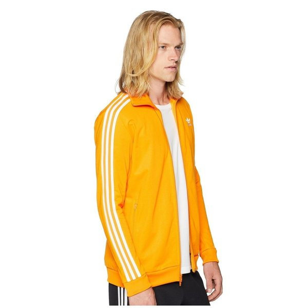 【残り1点!】【サイズ:XL】アディダス adidas Originals メンズ アウター ジャージ Franz Beckenbauer Track Top Bright Orange|fermart3-store|04