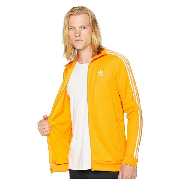 【残り1点!】【サイズ:XL】アディダス adidas Originals メンズ アウター ジャージ Franz Beckenbauer Track Top Bright Orange|fermart3-store|05