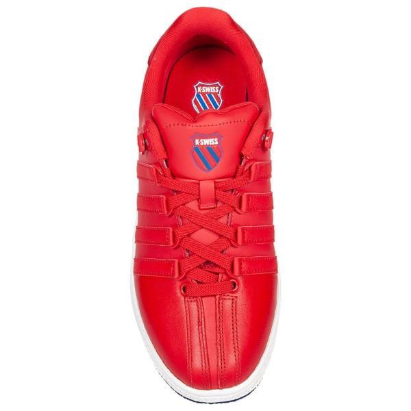 【残り1点!】【サイズ:26cm】ケースイス K SWISS レディース シューズ・靴 スニーカー Classic VN Heritage Red/Navy