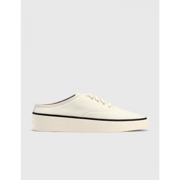 フィアオブゴッド Fear of God メンズ スニーカー かかとなし シューズ・靴 Canvas 101 Backless Sneaker Latte