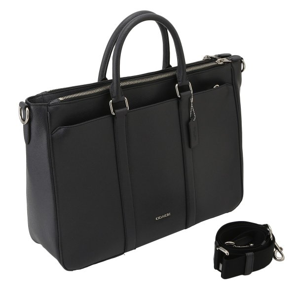 【即納】コーチ Coach メンズ ビジネスバッグ・ブリーフケース バッグ F59141 Metropolitan Tote MID トートバッグ ショルダーバッグ 2way|fermart3-store|06