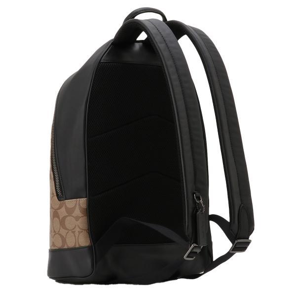 【即納】コーチ Coach ユニセックス バックパック・リュック バッグ Backpack QBTN2 シグネチャー A4 ダブルジップ F78756|fermart3-store|02
