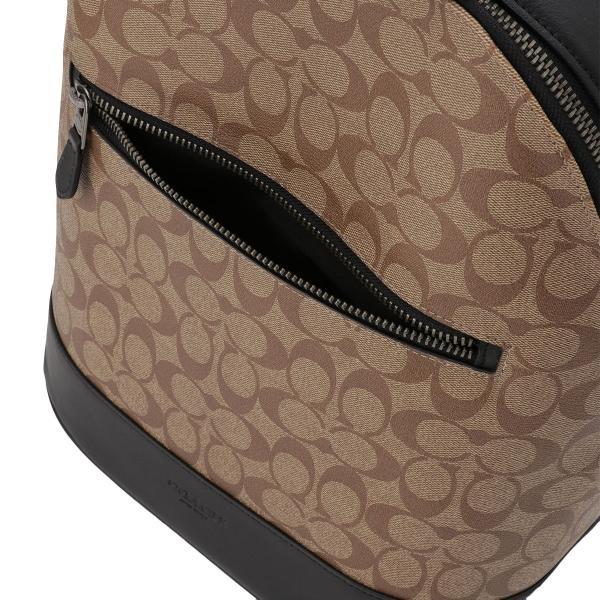 【即納】コーチ Coach ユニセックス バックパック・リュック バッグ Backpack QBTN2 シグネチャー A4 ダブルジップ F78756|fermart3-store|04