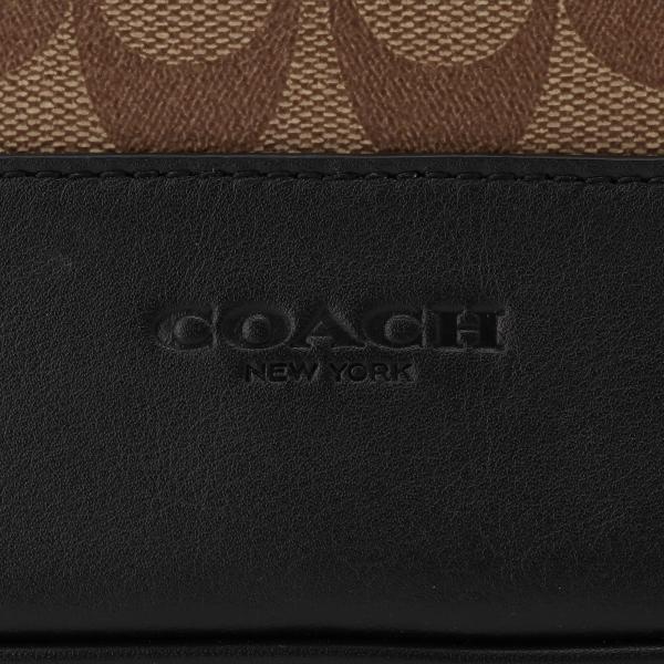 【即納】コーチ Coach ユニセックス バックパック・リュック バッグ Backpack QBTN2 シグネチャー A4 ダブルジップ F78756|fermart3-store|05
