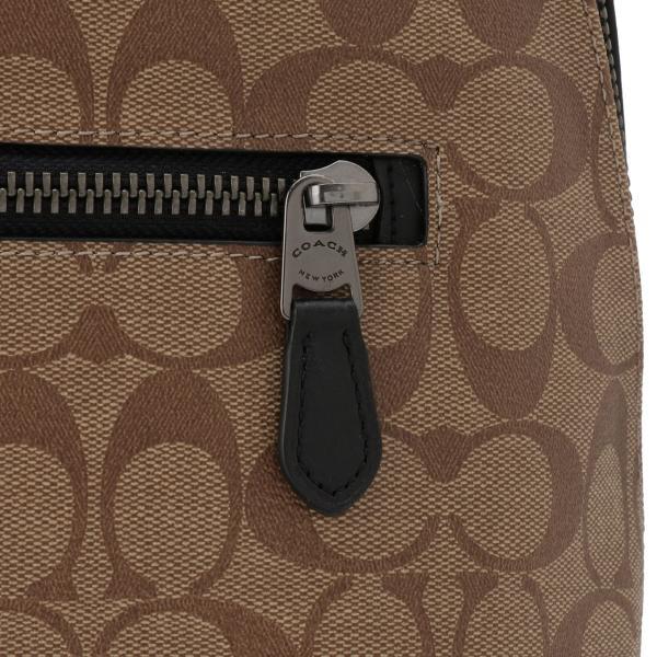 【即納】コーチ Coach ユニセックス バックパック・リュック バッグ Backpack QBTN2 シグネチャー A4 ダブルジップ F78756|fermart3-store|07