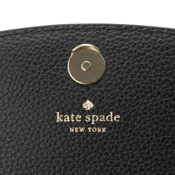 【即納】ケイト スペード Kate spade レディース ショルダーバッグ バッグ Eva Wallet On A Chain BLACK 2way クラッチバッグ 斜めがけ ウォレットチェーン fermart3-store 07