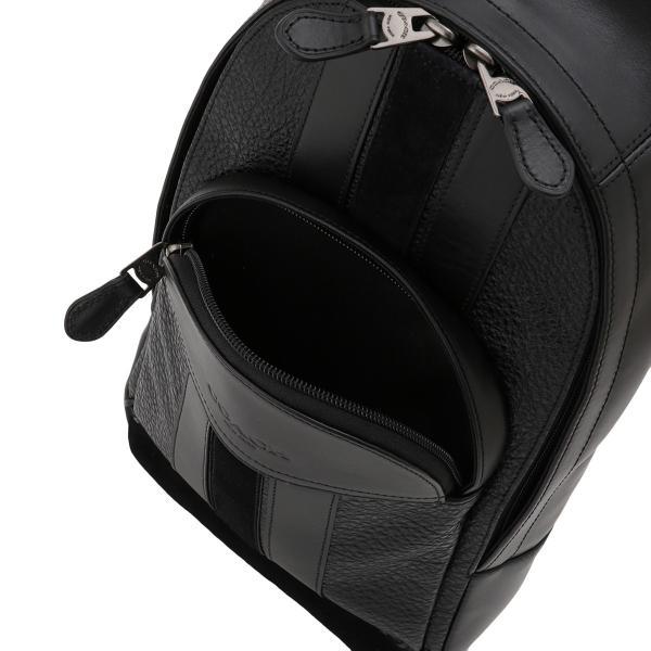 【即納】コーチ Coach メンズ ショルダーバッグ バッグ Leather Bag QBBK ヒューストン ベースボールステッチ F49333|fermart3-store|04