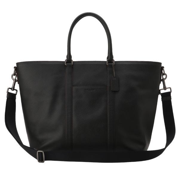 【即納】コーチ Coach メンズ トートバッグ バッグ Leather Bag QBBK 2way 通勤バッグ トラベル F78768|fermart3-store