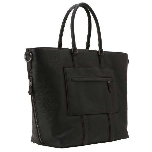 【即納】コーチ Coach メンズ トートバッグ バッグ Leather Bag QBBK 2way 通勤バッグ トラベル F78768|fermart3-store|02