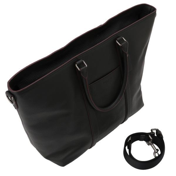 【即納】コーチ Coach メンズ トートバッグ バッグ Leather Bag QBBK 2way 通勤バッグ トラベル F78768|fermart3-store|06