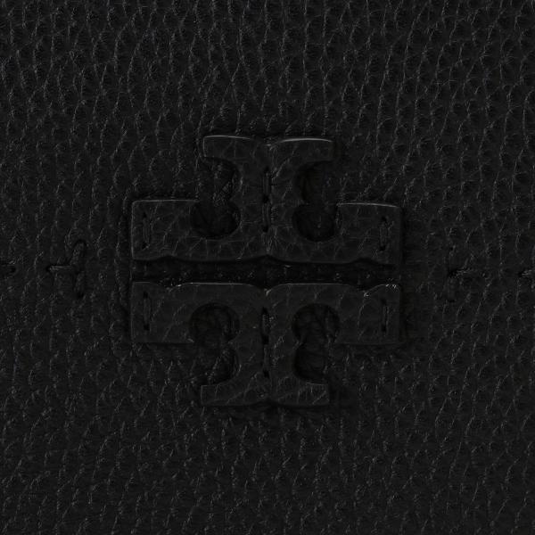 【即納】トリー バーチ Tory Burch レディース ショルダーバッグ バッグ Mcgraw Camera Bag 50584 Perfect Black クロスボディ カメラバッグ|fermart3-store|06