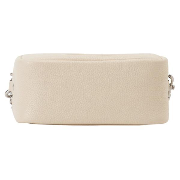 【即納】トリー バーチ Tory Burch レディース ショルダーバッグ バッグ Perry Bombe Mini Bag 55691 New Cream / Gold エンボスロゴ|fermart3-store|05