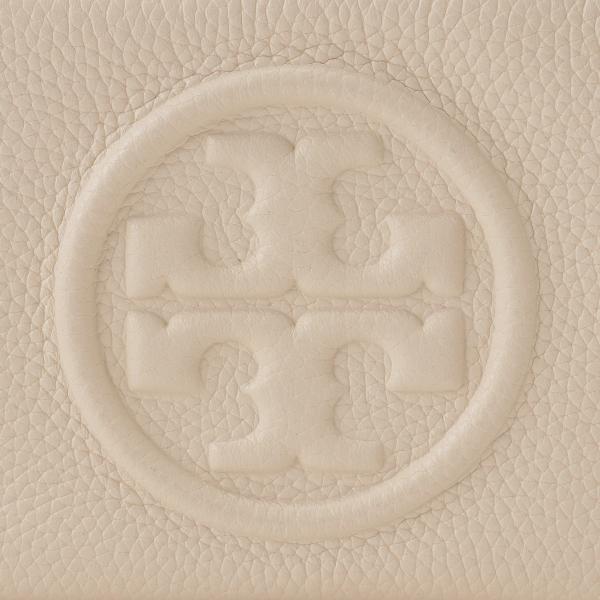 【即納】トリー バーチ Tory Burch レディース ショルダーバッグ バッグ Perry Bombe Mini Bag 55691 New Cream / Gold エンボスロゴ|fermart3-store|07