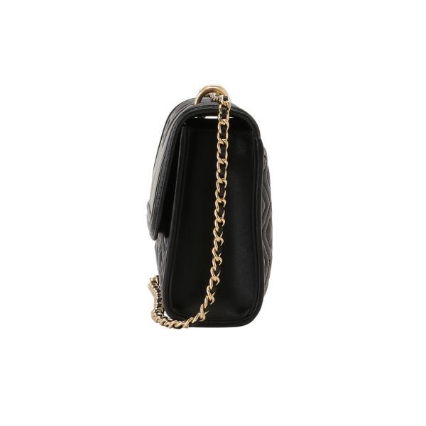 【即納】トリー バーチ Tory Burch レディース ショルダーバッグ バッグ Fleming Small Convertible Shoulder Bag 43834 Perfect Black クロスボディ|fermart3-store|03