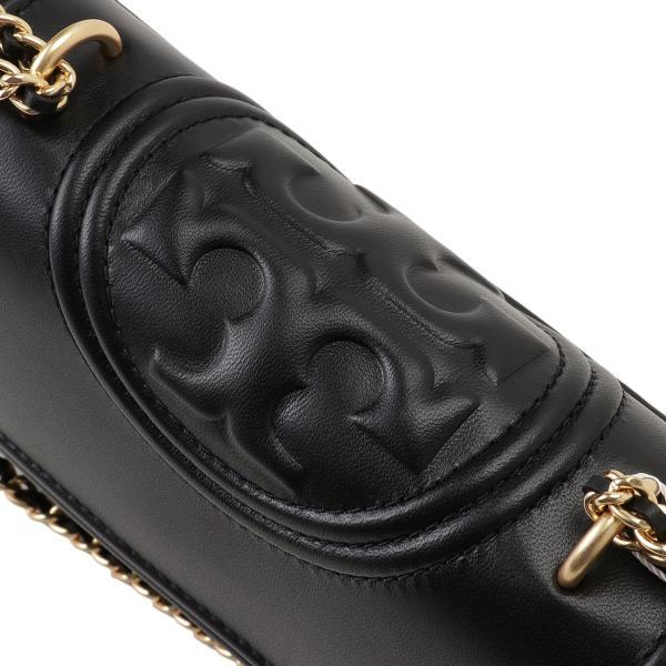 【即納】トリー バーチ Tory Burch レディース ショルダーバッグ バッグ Fleming Small Convertible Shoulder Bag 43834 Perfect Black クロスボディ|fermart3-store|06
