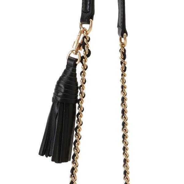 【即納】トリー バーチ Tory Burch レディース ショルダーバッグ バッグ Fleming Small Convertible Shoulder Bag 43834 Perfect Black クロスボディ|fermart3-store|07