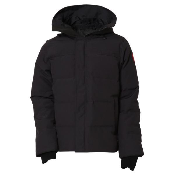 【即納】カナダグース CANADA GOOSE メンズ ダウン・中綿ジャケット アウター Macmillan Parka CG 3804M 3167 Navy マクミラン|fermart3-store