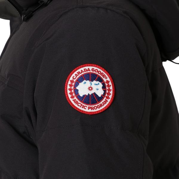 【即納】カナダグース CANADA GOOSE メンズ ダウン・中綿ジャケット アウター Macmillan Parka CG 3804M 3167 Navy マクミラン|fermart3-store|04