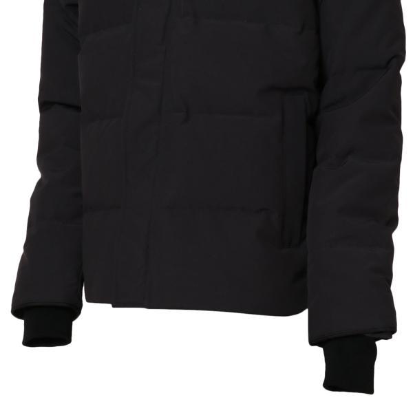 【即納】カナダグース CANADA GOOSE メンズ ダウン・中綿ジャケット アウター Macmillan Parka CG 3804M 3167 Navy マクミラン|fermart3-store|07