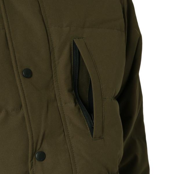 【即納】カナダグース CANADA GOOSE メンズ ダウン・中綿ジャケット アウター Carson Parka CG 3805M 3149 Military Green カーソン パーカーコヨーテファー fermart3-store 06