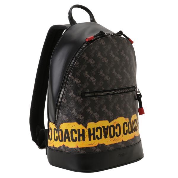 【即納】コーチ Coach ユニセックス バックパック・リュック バッグ West Slim Backpack QBM2 グラフィティ f83425|fermart3-store