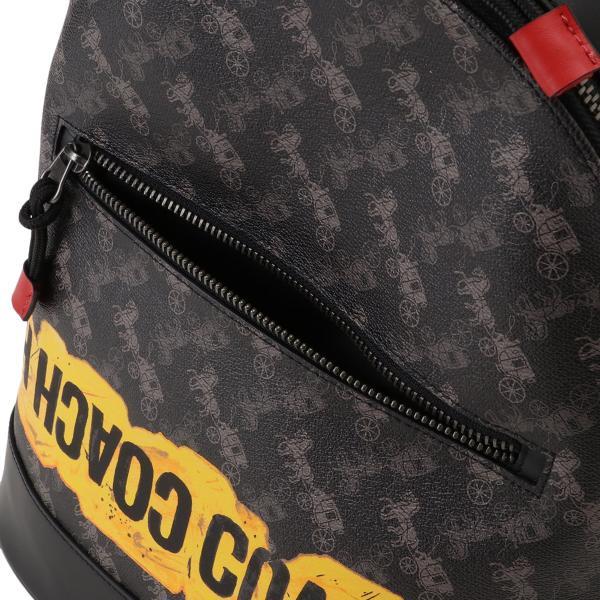 【即納】コーチ Coach ユニセックス バックパック・リュック バッグ West Slim Backpack QBM2 グラフィティ f83425|fermart3-store|04