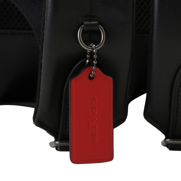 【即納】コーチ Coach ユニセックス バックパック・リュック バッグ West Slim Backpack QBM2 グラフィティ f83425|fermart3-store|07
