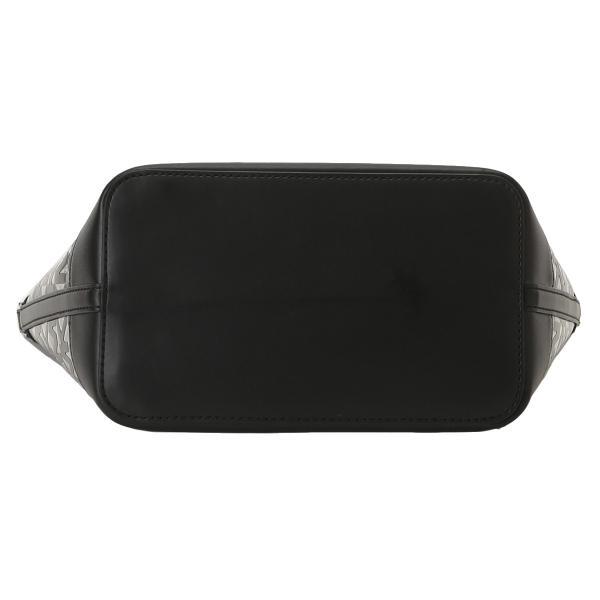 【即納】マイケル コース Michael Kors レディース ショルダーバッグ バッグ FULTON SPORT 35s0sf0m2p BLACK ロゴ バケツバッグ バケットバッグ|fermart3-store|05
