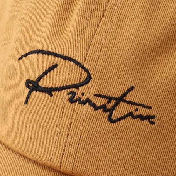【即納】プリミティブ Primitive ユニセックス キャップ 帽子 GINZA SCRIPT DAD HAT SUN ダッドハット ダッドキャップ ロゴ|fermart3-store|04